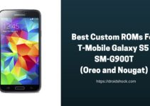 Best Custom ROMs For T-Mobile Galaxy Note 4 SM-N910T (Oreo an Nougat)